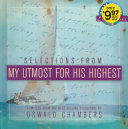 Selections from My Utmost for His Highest