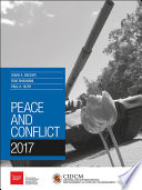Peace and Conflict 2017