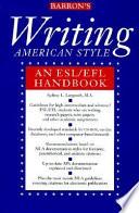 Writing American Style