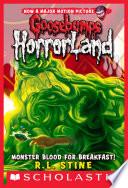 Monster Blood For Breakfast   Goosebumps Horrorland  3
