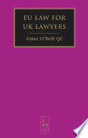 EU Law for UK Lawyers