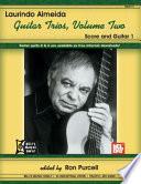 Laurindo Almeida Guitar Trios  Volume Two