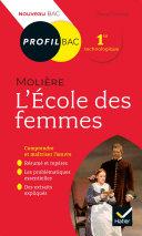 Profil - Molière, L'École des femmes