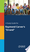 A Study Guide for Raymond Carver's