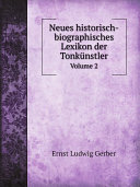 download ebook neues historisch-biographisches lexikon der tonk?nstler pdf epub