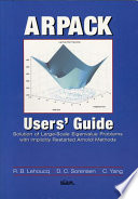 ARPACK Users  Guide