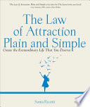 The Law of Attraction  Plain and Simple Book PDF