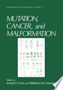 Mutation Cancer And Malformation