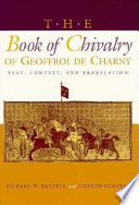 The Book of Chivalry of Geoffroi de Charny