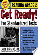 Get Ready  For Standardized Tests