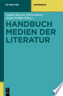 Handbuch Medien der Literatur