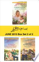 Love Inspired June 2015   Box Set 2 of 2