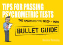 Tips For Passing Psychometric Tests Bullet Guides