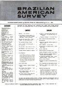 BAS Brazilian American Survey