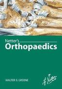 Netter S Orthopaedics