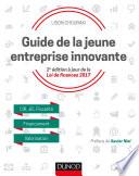 Guide de la jeune entreprise innovante   2e   d
