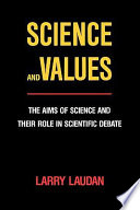 Science and Values