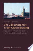 Eine Zeitlandschaft in der Globalisierung