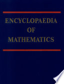Encyclopaedia of Mathematics  Supplement III