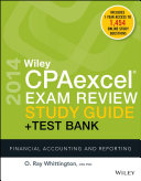 Wiley CPAexcel Exam Review 2014 Study Guide   Test Bank