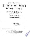 Oberdeutsche allgemeine Litteraturzeitung