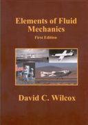 Elements of Fluid Mechanics