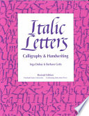 Italic Letters
