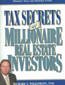 Tax Secrets of Millionaire Real Estate Investors