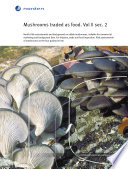 Mushrooms traded as food  Vol II sec 2