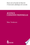 Justice Constitutionnelle