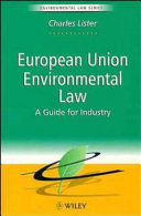 European Union Environmental Law