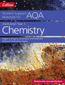 AS/A-Level Year 1 Chemistry