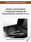 Mobile And Handheld Computing Solutions For Organizations And End Users