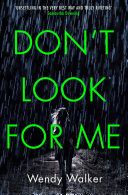 Book Don t Look For Me