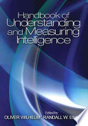 Handbook of Understanding and Measuring Intelligence