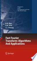 Fast Fourier Transform   Algorithms and Applications