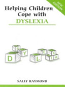 Helping Children Cope with Dyslexia