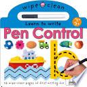 Wipe Clean Pen Control
