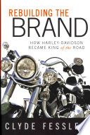 Rebuilding The Brand book