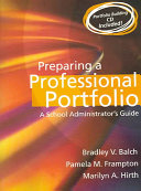 Preparing a Professional Portfolio