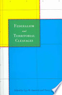 Federalism and Territorial Cleavages