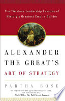 Alexander the Great s Art of Strategy