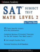 Solomon Academy s SAT Subject Test Math Level 2