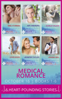 Medical Romance October 2016 Books 1 6 Mills Boon E Book Collections