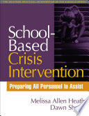 School Based Crisis Intervention
