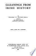 Gleanings from Irish History Book PDF