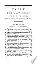 illustration du livre Journal de médecine, chirurgie, pharmacie