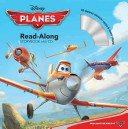 Planes Read Along Storybook and CD