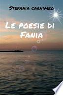 Le poesie di Fania