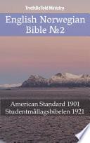 English Norwegian Bible No2